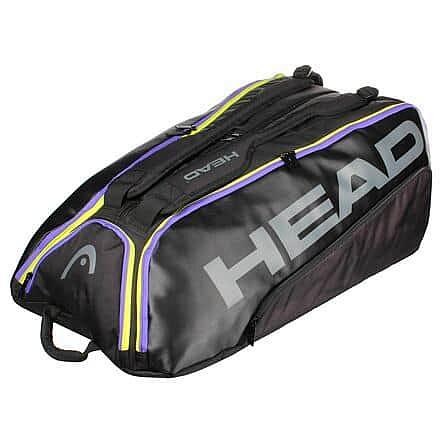 Tour Team 12R Monstercombi 2021 taška na rakety černá