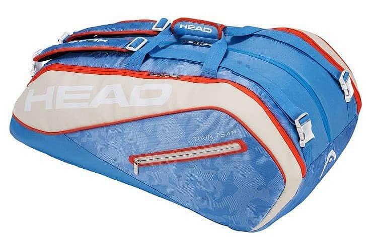 Tenis taška na rakety HEAD TOUR TEAM 12R MONSTERCOMBI- 2.jakost