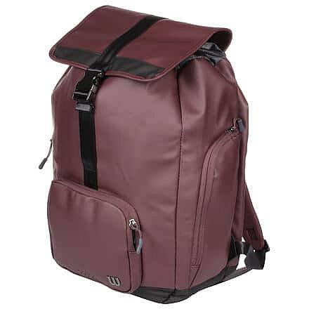 Women's Fold Over Backpack 2019 sportovní taška bordó
