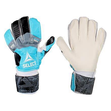 Levně GK gloves 22 Flexi Grip brankářské rukavice modrá-černá Velikost (obuv): vel. 11