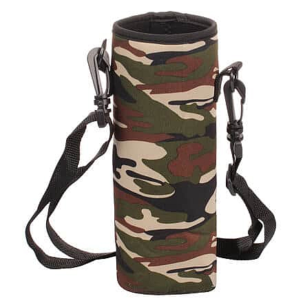 Levně Cooling termoobal na láhev camouflage Objem: 750 ml
