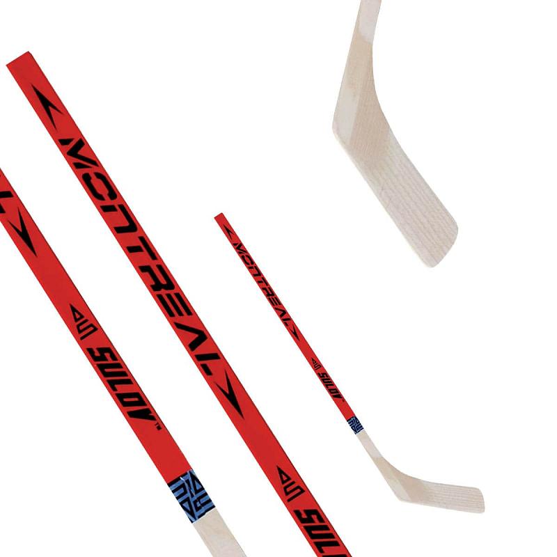 Hokejka SULOV MONTREAL, 80cm, rovná
