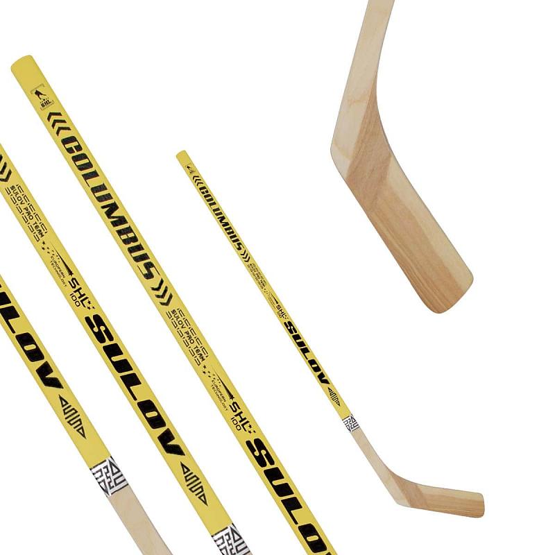 Hokejka SULOV BOSTON, 90cm, rovná