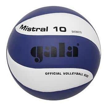 BV5661S Mistral 10 volejbalový míč velikost míče: č. 5