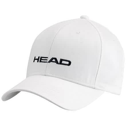 Promotion Cap 2019 čepice s kšiltem bílá