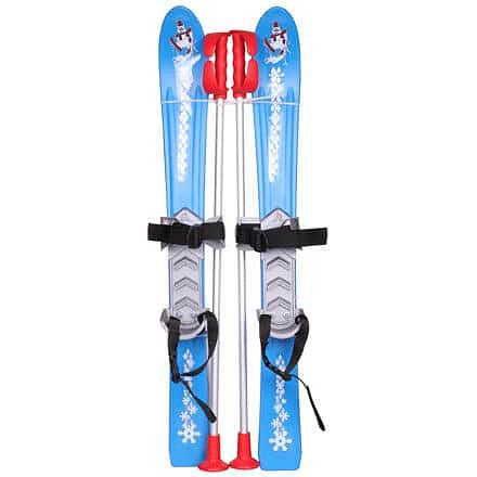 Baby Ski 90 dětské mini lyže modrá