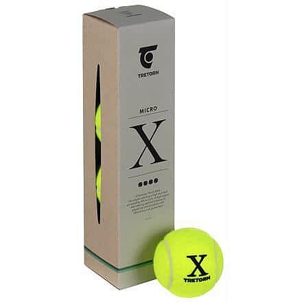 Micro X tenisové míče