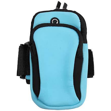 Levně Phone Arm Pack pouzdro pro mobilní telefon modrá