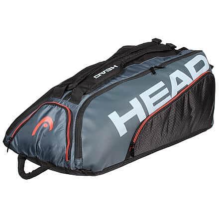 Tour Team 12R Monstercombi 2020 taška na rakety černá-šedá