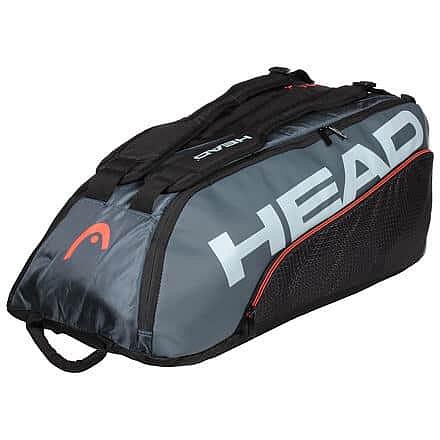 Tour Team 9R Supercombi 2020 taška na rakety černá-šedá