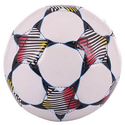 Junior fotbalový míč bílá