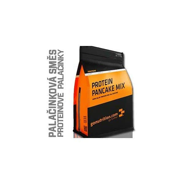 GoNutrition Protein Pancake Mix 1000g