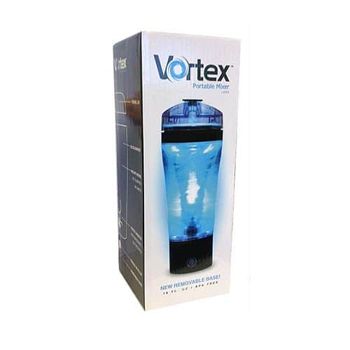 VORTEX Přenosný elektrický mixér - shaker