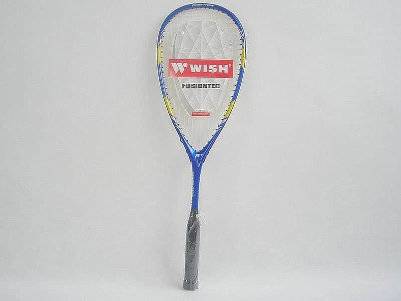 Squash raketa WISH CARBON 9911