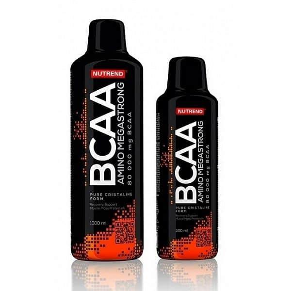 Amino BCAA Mega Strong 500 ml