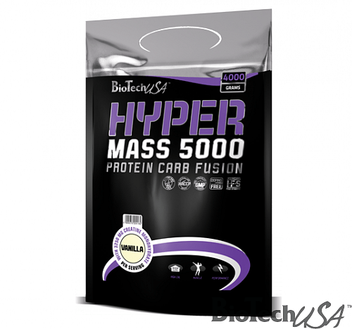 Hyper Mass 5000 1000g vanilka