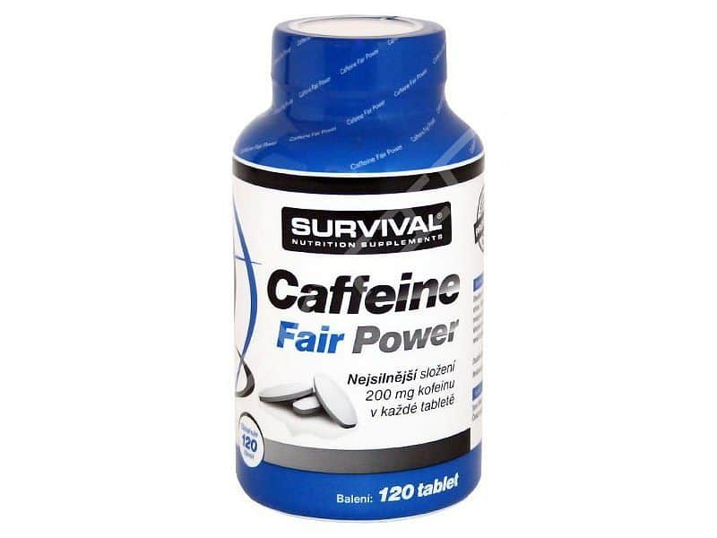 Caffeine Fair Power