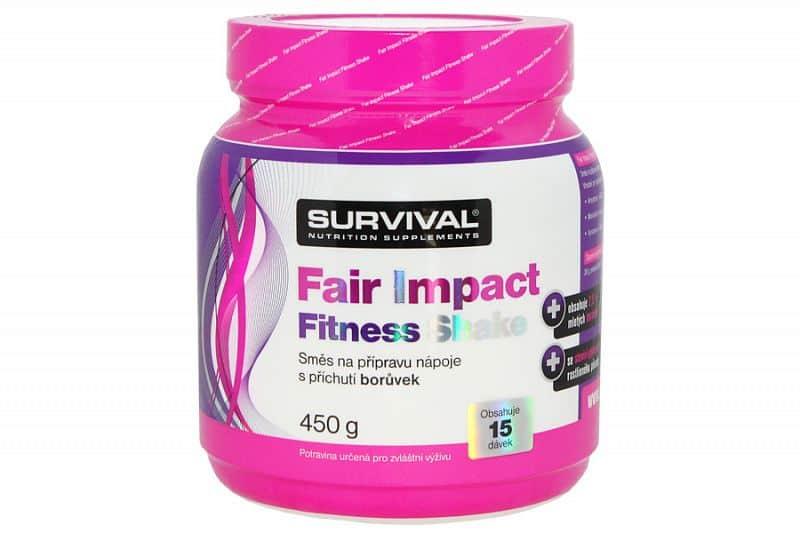 Fair Impact Fitness Shake 450g