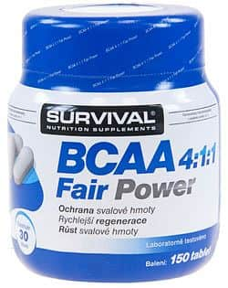 BCAA 4:1:1 Fair Power