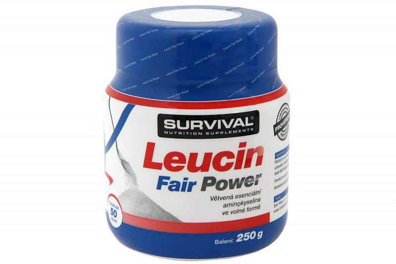 Leucin Fair Power 250g