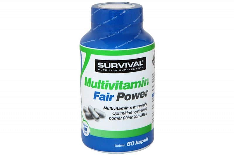 Multivitamin Fair Power 60 cps