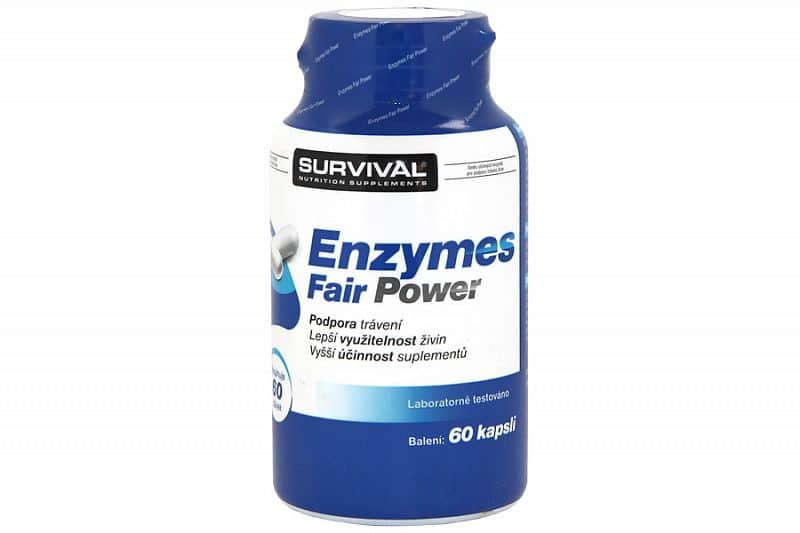 Enzymes Fair Power - tráviace enzýmy