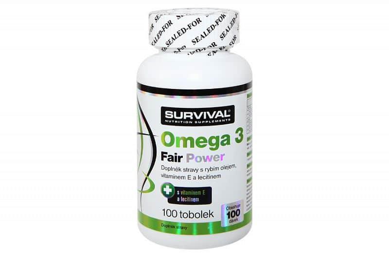 Omega 3 Fair Power
