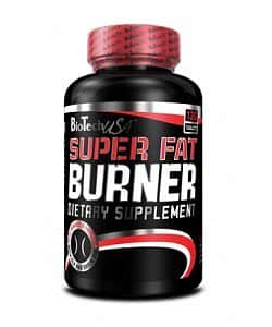 BioTech Super Fat Burner 120 tablet