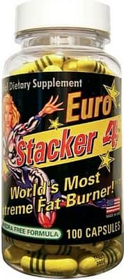 NVE Stacker 4 Euro 100 kapslí