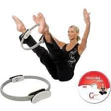 Gymstick Pilates kruh EMOTION + DVD
