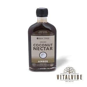 Tmavý kokosový nektar BIO - 240 ml