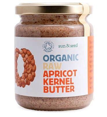 BIO RAW máslo z meruňkových jader 250 g