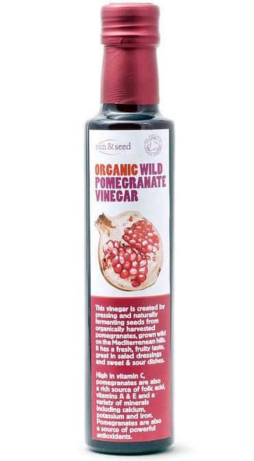 BIO ocet z divokých granátových jablek 250 ml