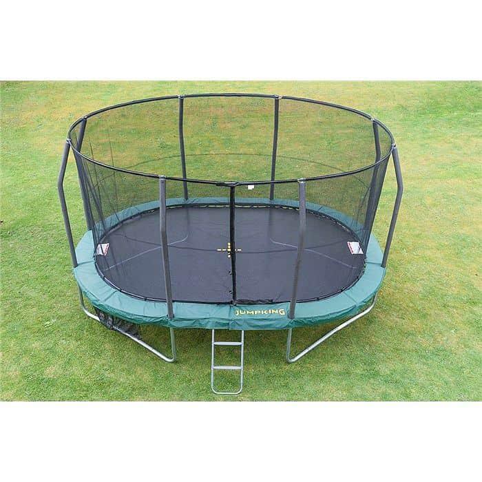 Trampolína JumpKING OvalPOD 3 x 4,5 M