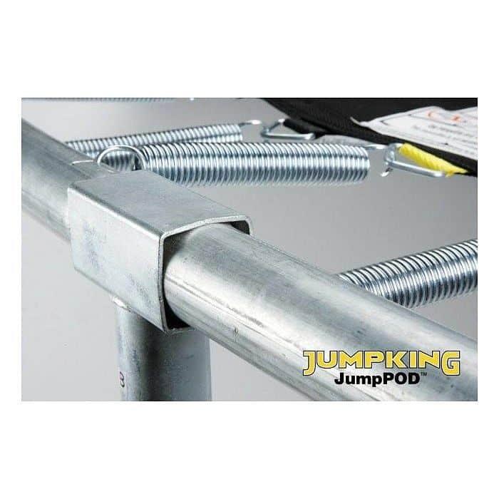 Trampolína JumpKING OvalPOD 4,3 x 5,2 M