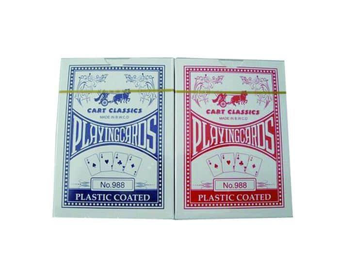 Poker karty SPARTAN