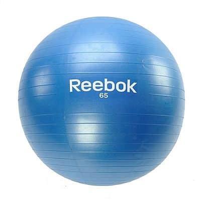 REEBOK Gymnastický míč 65cm Modrá