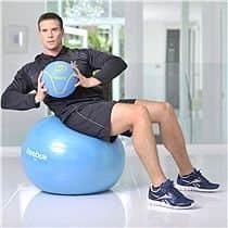REEBOK Gymnastický míč 65cm