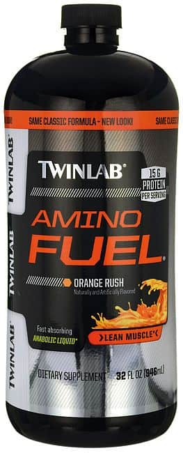 Amino Fuel 474ml Twinlab