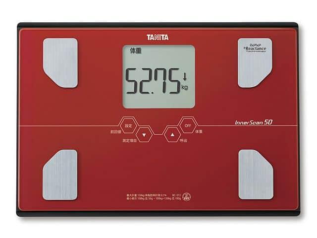 Osobní váha s tělesnou analýzou BC-313