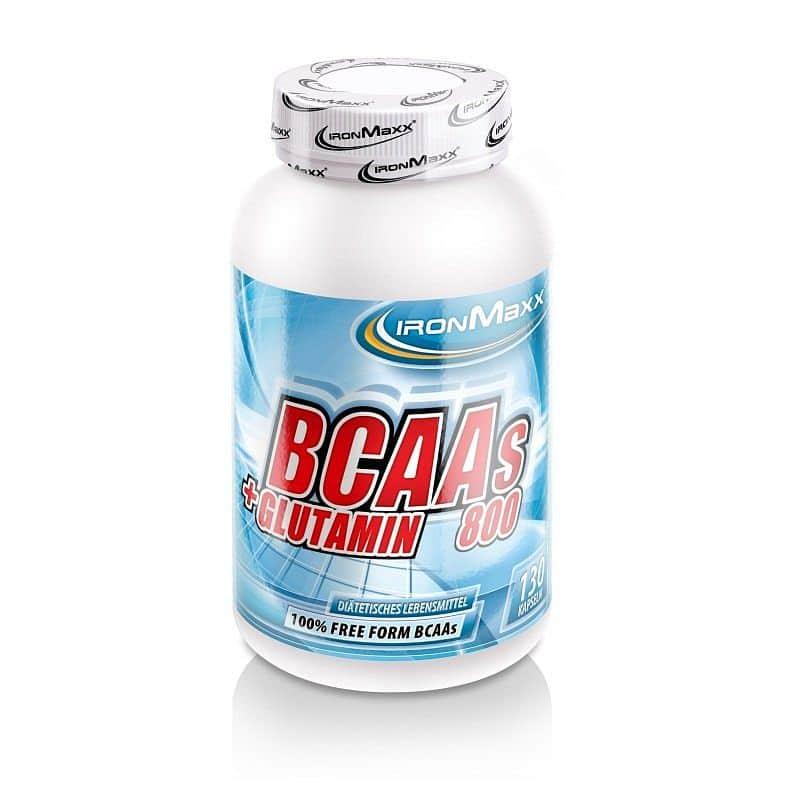 BCAAs + Glutamin 800