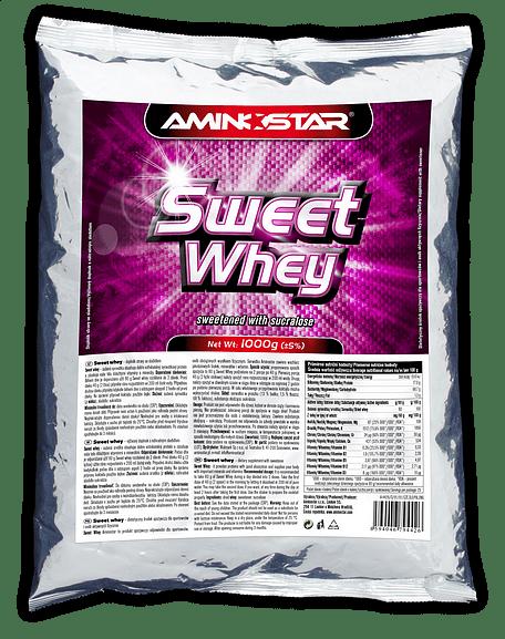 Sweet Whey (sladká syrovátka) 1000g