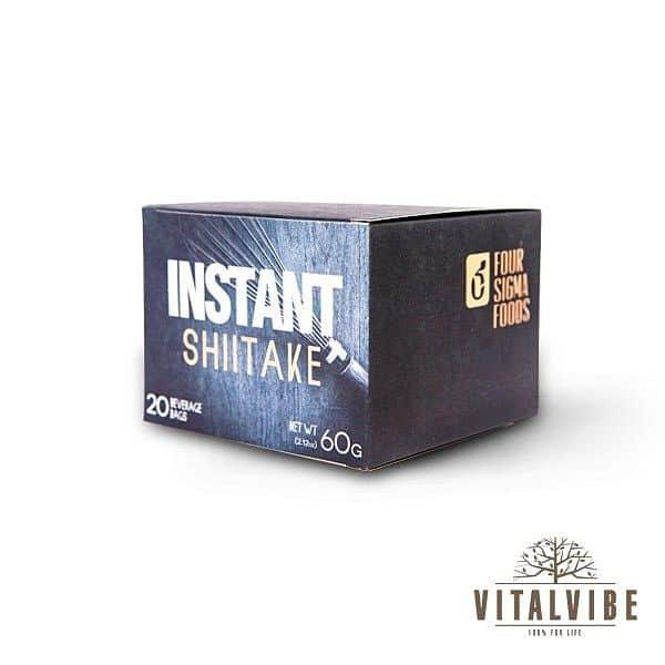 Shiitake - instantní - 1 sáček - VÝPRODEJ