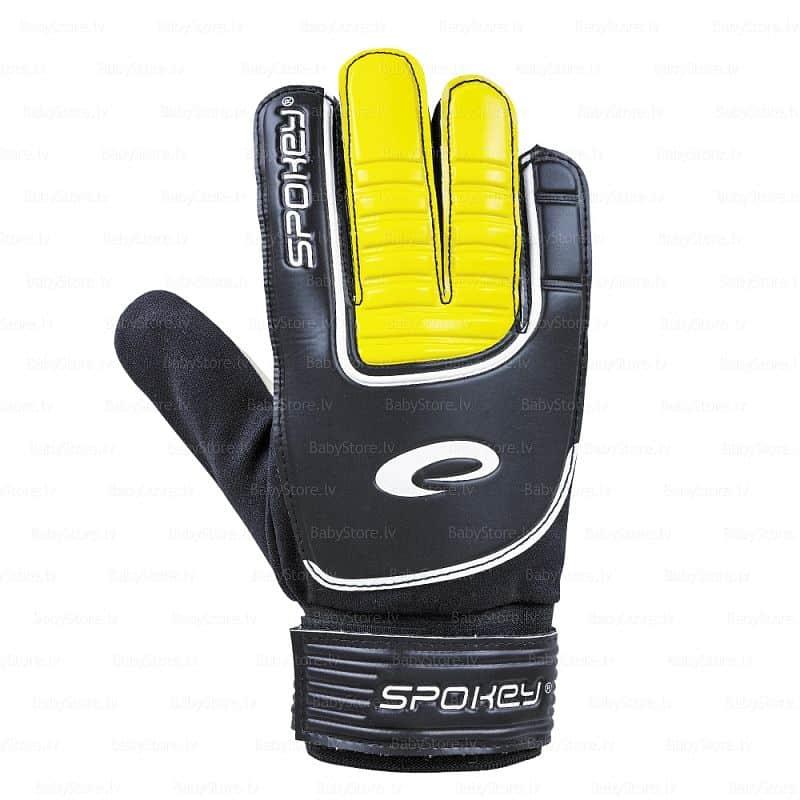 CATCH - brankářské rukavice žluté vel. 4