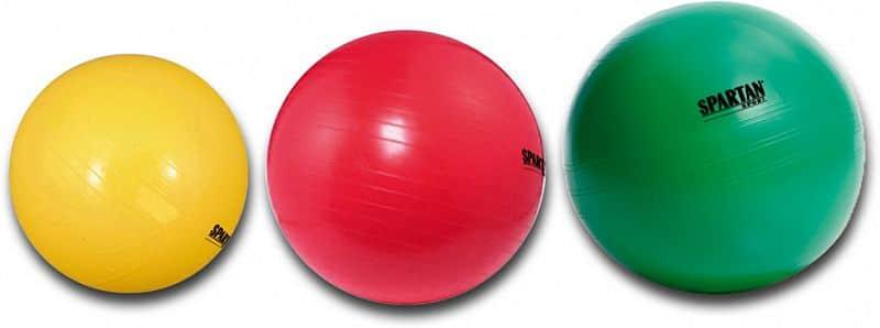 Gymball Spartan 55cm modrá