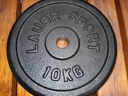 Kotouč kovový 1,25kg