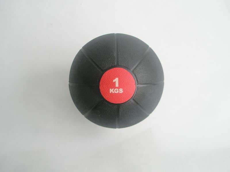 Míč MEDICINÁLNÍ - plast 1 - 5 kg