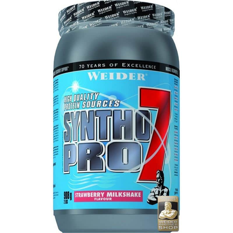 Syntho Pro 7 908g - Weider Syntho Pro 7 908g - jahoda