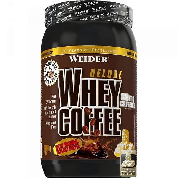 Whey Coffee 908g - Weider