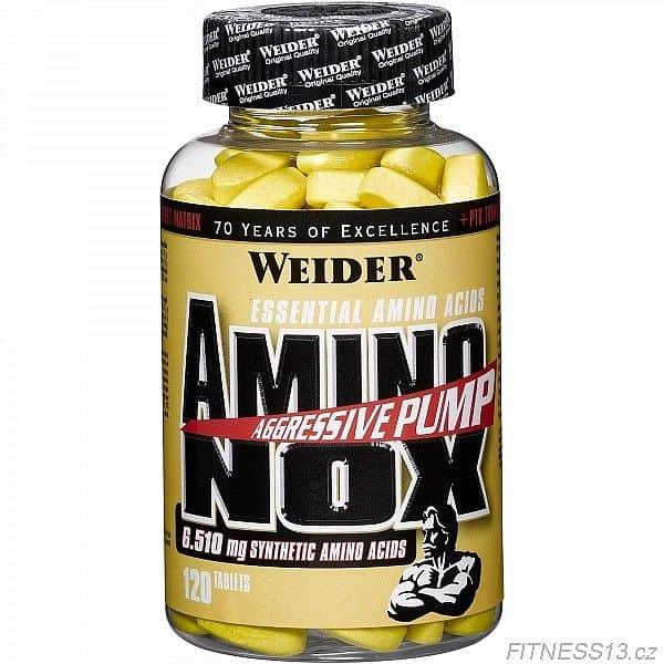 Amino NOX 120tbl. - Weider